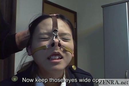 double nose hook japanese bondage
