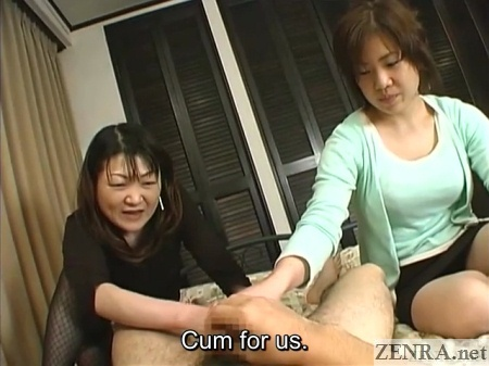 clothed japanese milfs want man to cum