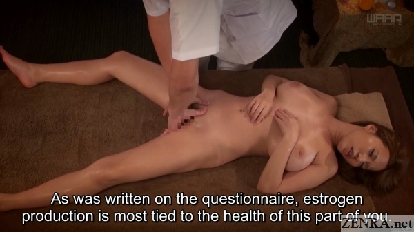 japanese cmnf erotic massage from above