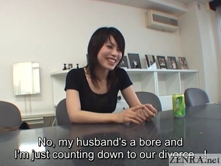interview with japanese wife about married life