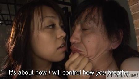 femdom with reiko nakamori