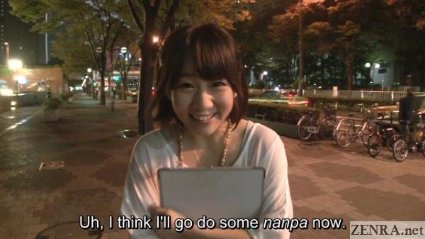 yuri shinomiya lesbian nanpa attempt
