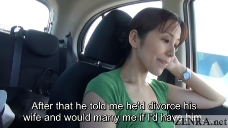 bizarre divorce story recounted by japanese woman