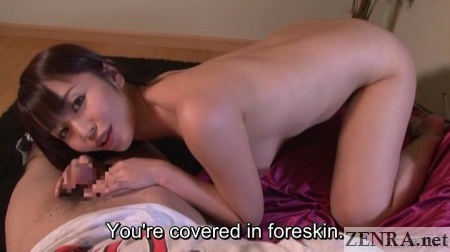 pov naked marica hase about to perform fellatio