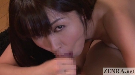 pov blowjob with hase marica
