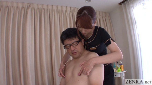 holistic nipple massage by hatano yui