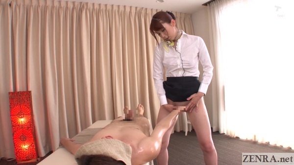 yui hatano erotic hand massage using vagina
