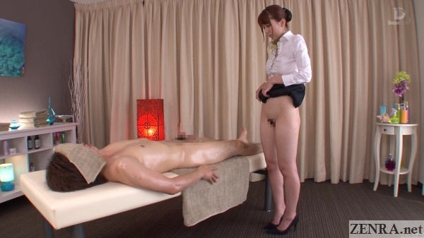 yui hatano bottomless for erotic massage