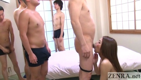 japanese blowjob lineup