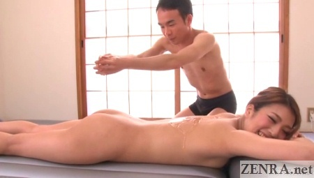 japanese reverse soapland play