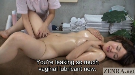 japanese lesbian cfnf erotic massage treatment
