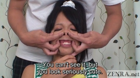 facial reconstruction for japanese teen