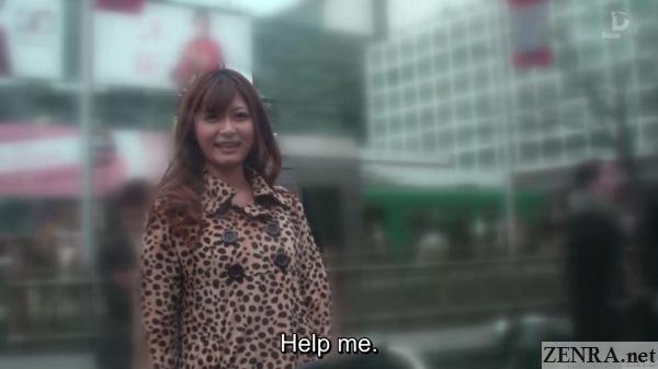 haruki satou public nipple nanpa in tokyo