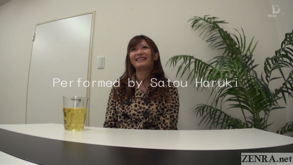 haruki satou interview