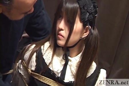 chiba eizoh with gothic maid