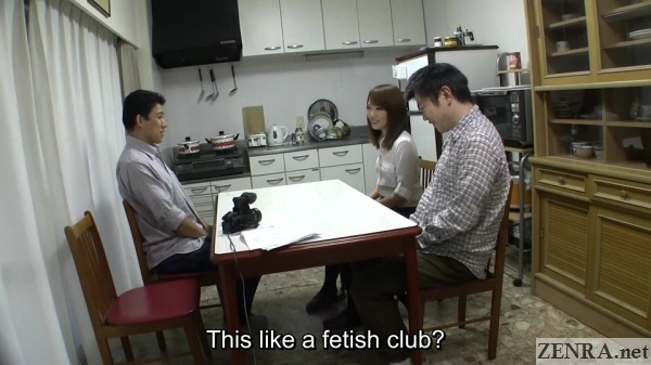 bizarre fetish club holds roll call