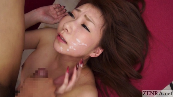 beautiful japanese facial