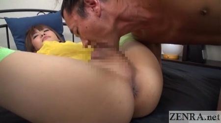 bottomless spread kaoru oshima shaft licked