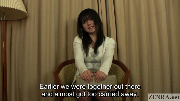 mao suzuki hotel interview