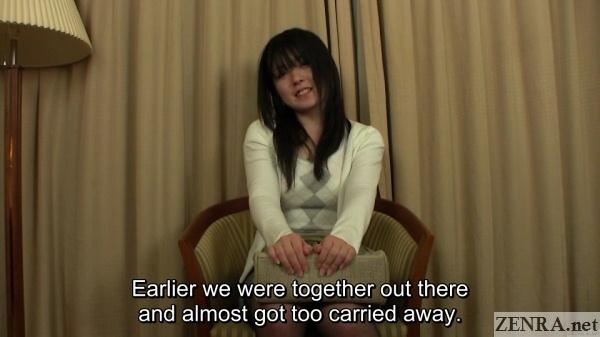 mao suzuki hotel interview