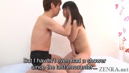 embarrassed and naked nozomi hazuki nakadashi sex encounter