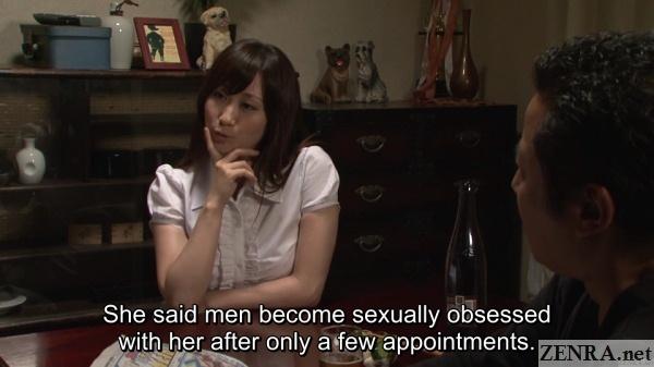 yuu kawakami recounts meeting with famous call girl