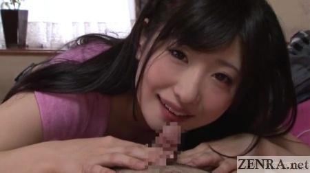 small dick posing with arisa nakano