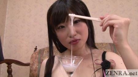 chopsticks gokkun experimentation