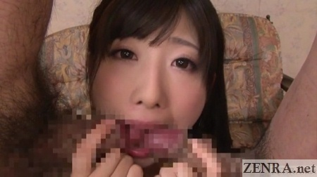 double blowjob by arisa nakano