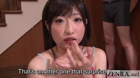 gokkun party thoughts with arisa nakano