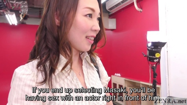 beautiful japanese cougar prepares for the impossible