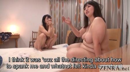 slightly disgruntled ayana mizuki wants harder play