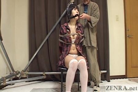 bizarre japanese bondage by tanbikai