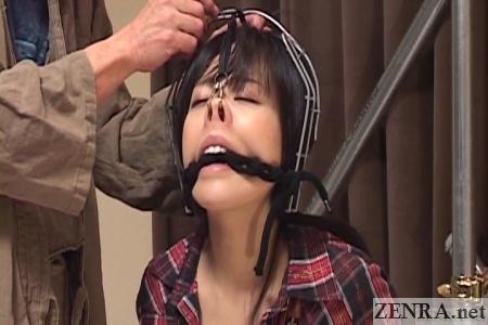 kyouno yui head bound in strange ways