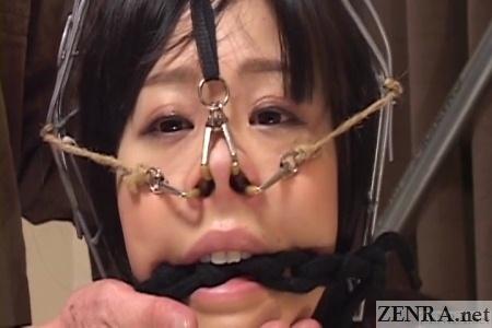 japanese face bondage