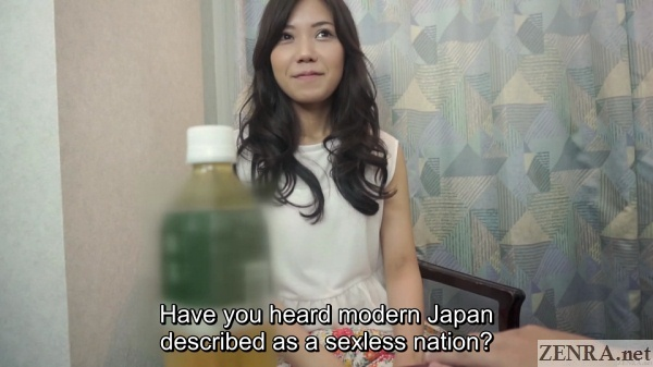 japan sexless nation interview with potentially unfaithful wife