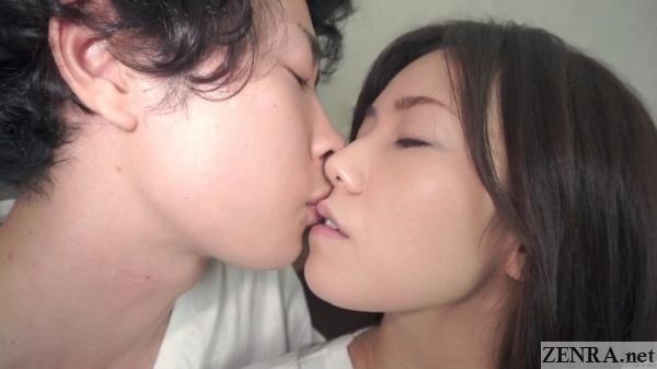 unfaithful wife kisses mu tan