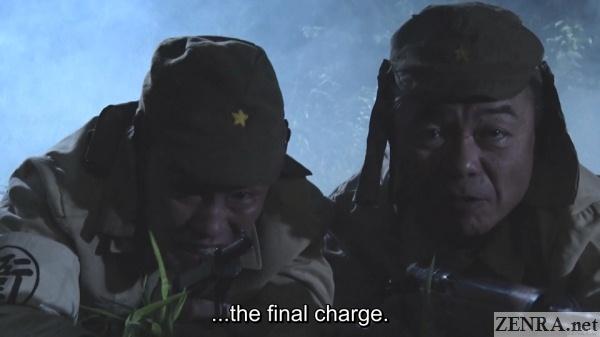 ww trench warfare final charge