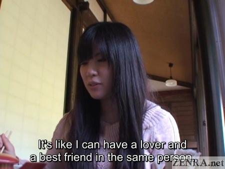 japanese amateur prefers women