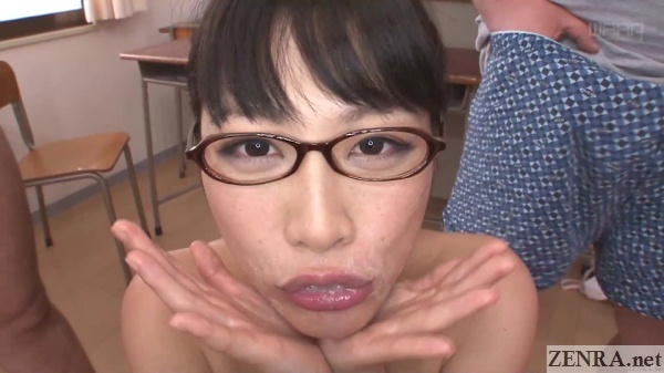 japanese gokkun glasses version