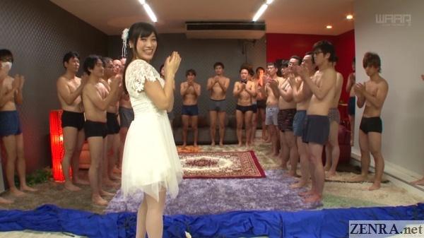 gokkun party for miki sunohara