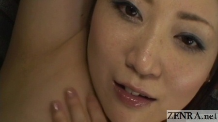 armpit exposed beautiful japanese woman