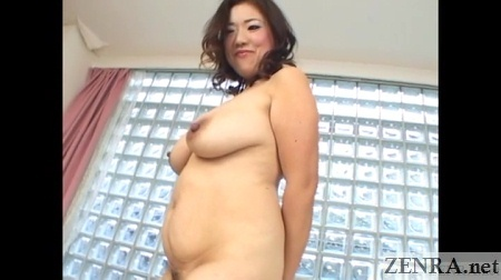 bbw busty japanese housewife