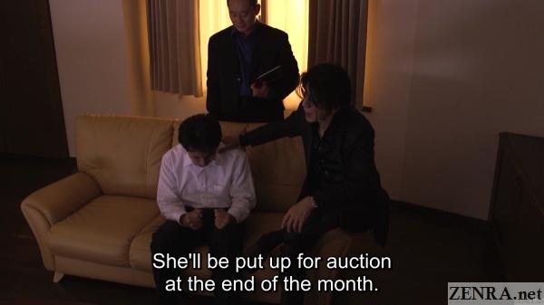 japanese wife sex slave auction