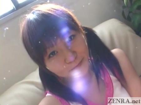 japanese schoolgirl chihaya