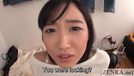 chihiro sano secret voyeur caught