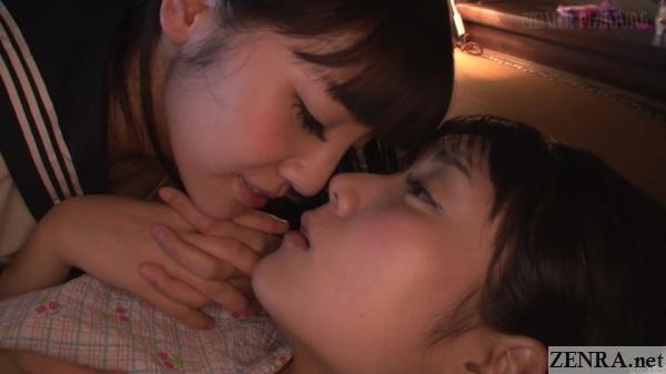 japanese lesbian yuri romance