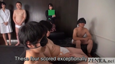 low scoring japanese actor hopefuls final test