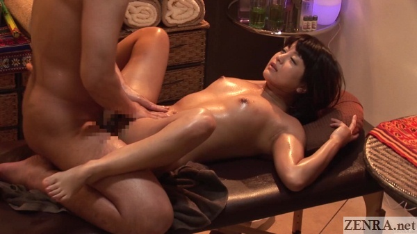 japanese oil massage with sex