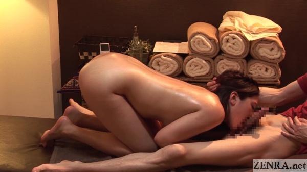 blowjob secret menu at japanese massage clinic